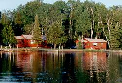 Hayward, Wisconsin Cabins